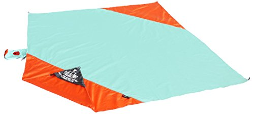 Grand Trunk Beach Blanket or Picnic Blanket with Patented Sand...