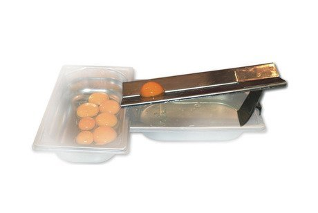 Bron ''SEPARE-OEUFS'' Egg Separator, Stainless Steel by Bron Coucke