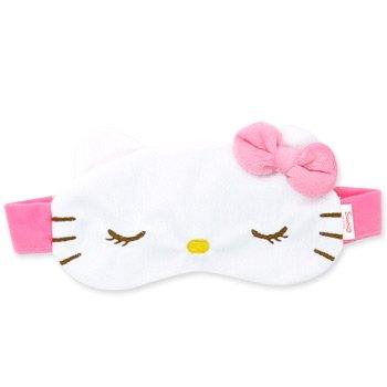 Hello Kitty Eye Mask - Hello Kitty Eye Mask: Plush