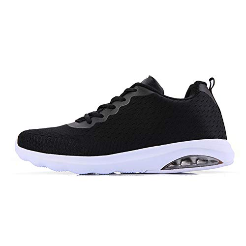 Mode Multisports Chaussures Fexkean Sports Fitness Outdoor Sneakers Course Casual Hommes Athlétique Basket De Gym Noirc Femme C77Fxt4wq