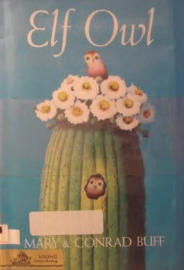 book cover of Elf Owl