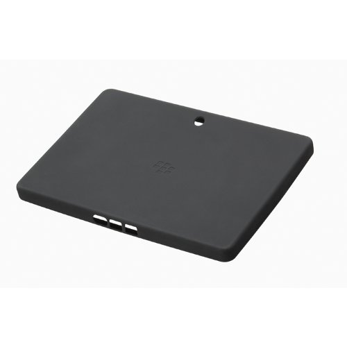 BlackBerry Playbook Silicone Skin (Black Opaque) from BlackBerry