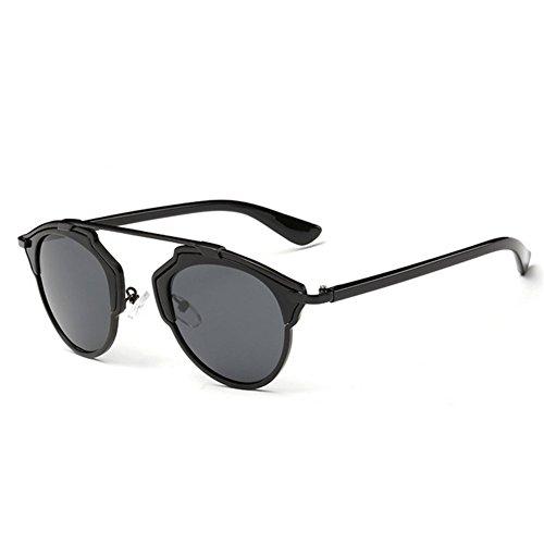My.Monkey Womens Summer Party Retro Classic Style Reflective Mirror Lens Wayfarer - 9five Sunglasses Uk