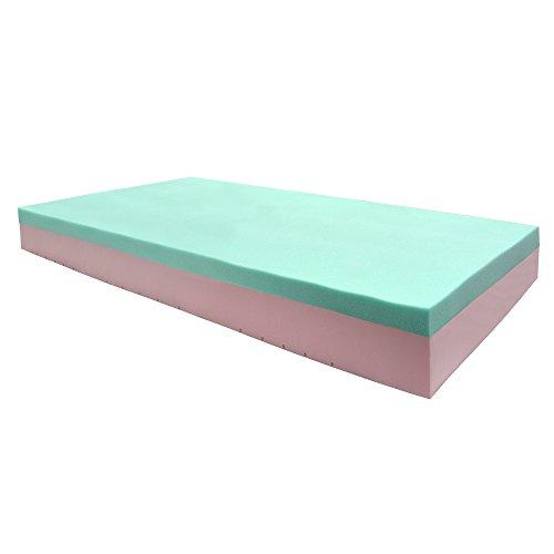betten abc orthomatra gel 1000 mit 4 cm gelschaum orthop dische 9 zonen gel kaltschaummatratze. Black Bedroom Furniture Sets. Home Design Ideas