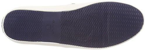 Azul Marino New Haven Mujer Zapatillas para Gant qW1pavwA