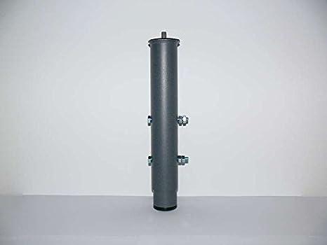 LA WEB DEL COLCHON Pata metálica Regulable en Altura Desde Altura Regulable Desde 27 cms. a 46,5 cms.