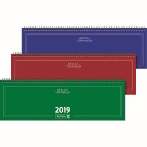 Fontana Croce Calendario 775 42 x 13, 7 cm 1 settimana/2 pagine in cartone assortiti 2018 7cm 1settimana/2pagine in cartone assortiti 2018 Brunnen