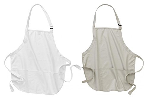 Port Authority - Medium Length Apron with Pouch