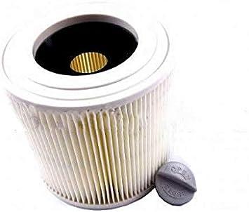 UTP Karcher WD2.500 WD2200 Filtro de Cartucho húmedo y seco para ...