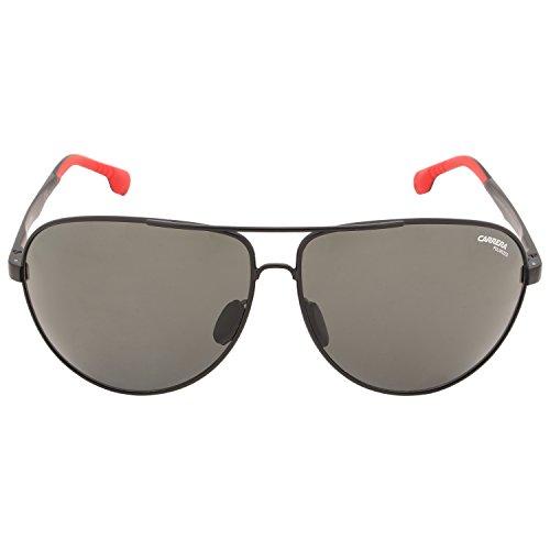 Adulto 8023 Black Matt 65 UC Sol Carrera S de Unisex Gafas Spqpw6d0
