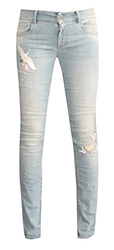 Blue Cw7127 Jeans Cw7127 Coccara Donna Donna Donna Jeans Coccara Jeans Blue Coccara txCPqSwPX