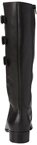 Gabor Shoes Fashion, Botas de Montar para Mujer Negro (Schwarz 27)