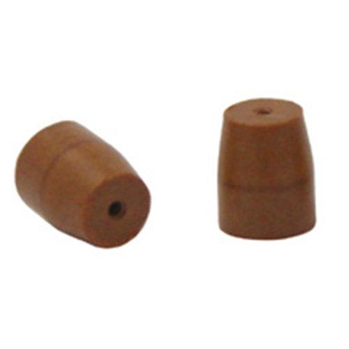 Pack of 10 1//16 to 0.5mm GS-Tek C0212105 Vespel Ferrule