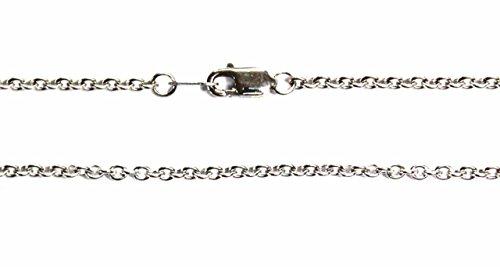 platinum 950 necklace - 4