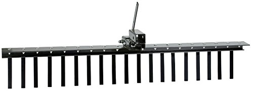 Impact Implements Pro Landscape Rake w/ Tipper Latch for ATV/UTV w/ 2'' Receivers by Impact