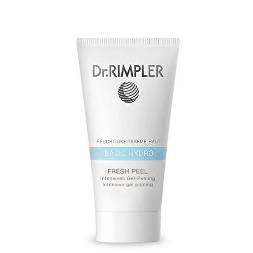 """Dr. Rimpler Gesichtspeeling""""Hydro Fresh Peel"""" I Reinigungsgel für ein absolut reines Hautgefühl I Gel-Peeling I verfeinert das Hautbild, 50ml"""