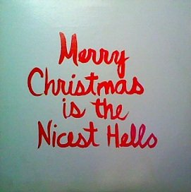 Merry Christmas Greetings (Merry Christmas is the Nicest Hello: Season's Greetings from The Aquinas Singers)