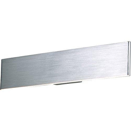 Et2 Lighting Blade - ET2 Lighting E22901-AL Blade Bath Vanity-PCB LED, Brushed Aluminum