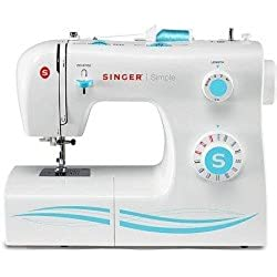 SINGER Simple 2263 23-Stitch Sewing Machine, White