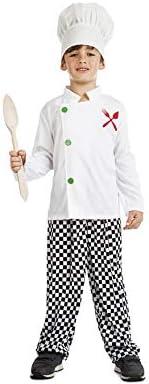 Car&Gus Disfraz de Cocinero para niño: Amazon.es: Juguetes y juegos