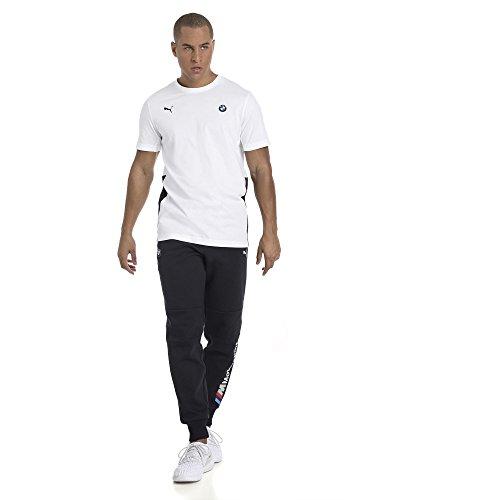 T Bmw shirt Mms Homme White Puma Graphic Tee Life T A7Yxd0qw