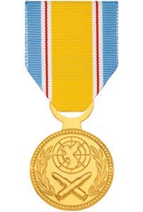 - Medals of America Republic of Korea War Service Medal Anodized