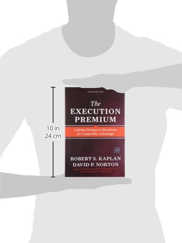 Amazon the execution premium linking strategy to operations amazon the execution premium linking strategy to operations for competitive advantage 9781422121160 robert s kaplan david p norton books fandeluxe Choice Image