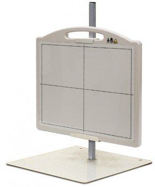 Tabletop CR/DR/Cassette Receptor Holders - ()
