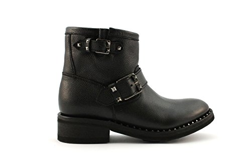 Stivaletto ASH SPEED-002 Black - Size:39