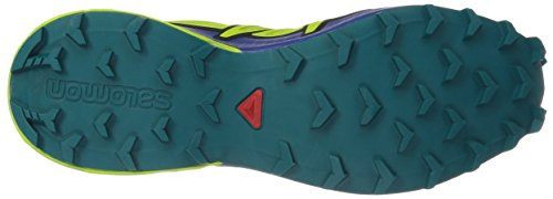 Salomon Speedcross 4 chaussures trail acid lime/green/lake