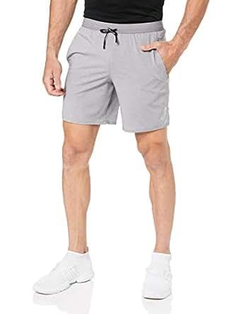 "Nike Australia Men's Flex Stride 7"" Running Shorts, Gunsmoke/Heather/Reflective Silver, S"