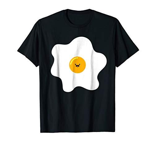 Kawaii Egg Shirt, Fried Egg Shirt for Women, Anime Gift