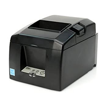 Star Micronics, TSP654IIWEBPRNT-24, Thermal Receipt Printer, Auto-Cutter, WebPRNT, External Power Supply, Gray