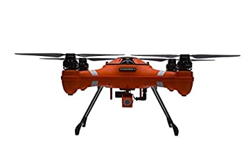 71f8bc04402 Splash Drone Fisherman Version with one set propeller FPV radio controller  1x set of landing gear