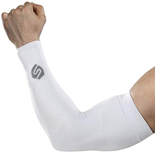 Adaptable New Elbow Pads Sleeve Elastic Adjustable Breathable Arms Wrap Cover Protector Fitness Sportswear Accessories Fitness & Body Building