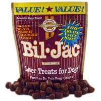 Amazon.com : Bil-Jac Premium Liver Treats for Dogs : Pet