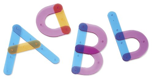 Learning Resources Letter Construction Activity Set