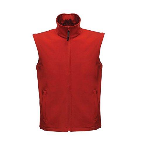 Gilet Mens Red Softshell Classic Classic Professional Bodywarmer Regatta WpwB4qHfB