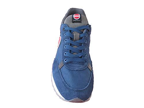 005 Travis A I 2018 Colmar Uomo MOD Gray 2019 Navy Sneaker w6yIg1