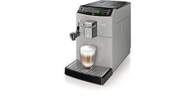 Saeco Minuto Super-automatic espresso machine HD8772/47(Silver) (Certified Refurbished)