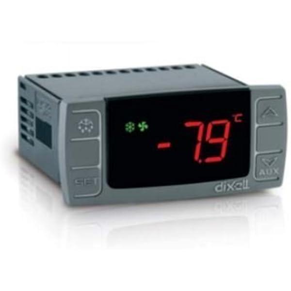Dixell Digital Temp Control Panel Thermostat Model Xr03cx Atosa W0302163 Amazon Com Industrial Scientific