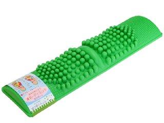 Японский Рефлексология ног Массажер с утолщениями (зеленый)
