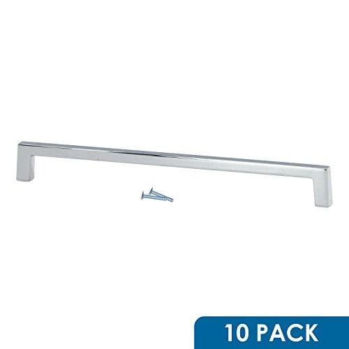 Handle Chrome Kitchen Pull (10 PackRok Hardware 8