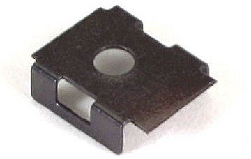Athearn HO Coupler Cover, Metal (12) from Athearn