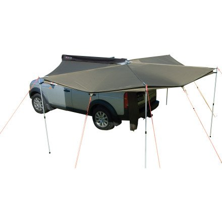 Rhino Rack Left Hand Driver's Side Foxwing Awning by Rhino Rack