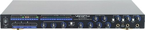 VocoPro DA-2200Pro Professional Digital Key Control/Digital Echo Mixer