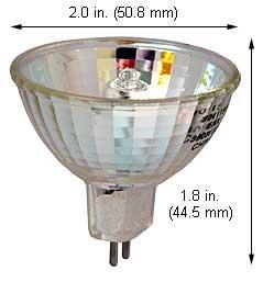 Stage Lights ENX 360 Watt 82V MR-16 (Case of 5) ()