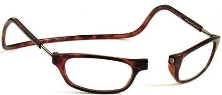 Clic Original Readers (Tortoise, 1.5 - Clicks Eyeglasses