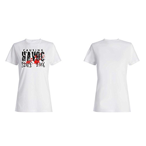 Havoc seit 2006 Lustig Damen T-shirt jj54f