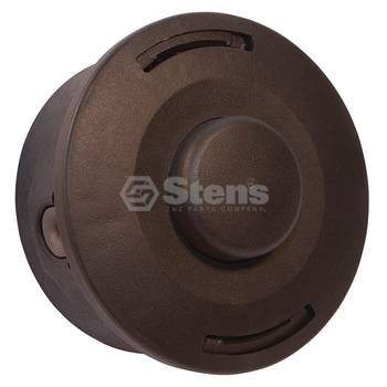 """Metal Bump Feed Trimmer Head, Replaces Stihl: 25-2, 4002 710 2191, Includes 10 mm x 1 Lhf Bolt Size, Split Spool, Uses 0.08"""", 0.095"""", or 0.105"""" Trimmer Line - Stens 385-861"""